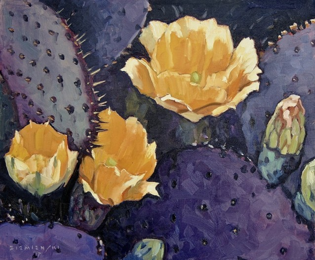 Dennis Ziemienski, Santa Rita Blossoms