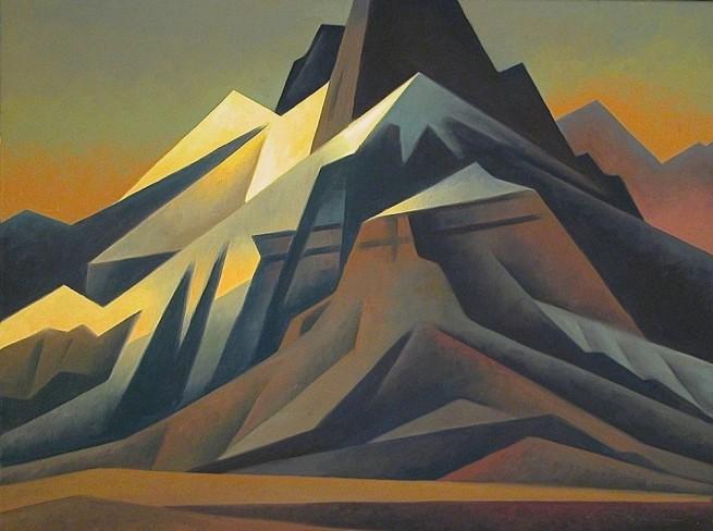 Ed Mell, Mountain Pinnacle
