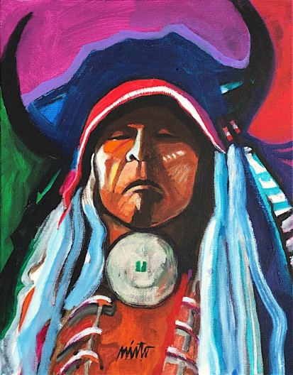 John Nieto, Two Moons / Cheyenne