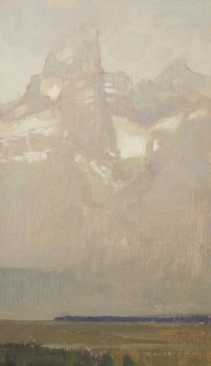 David Grossmann, Teton Rain