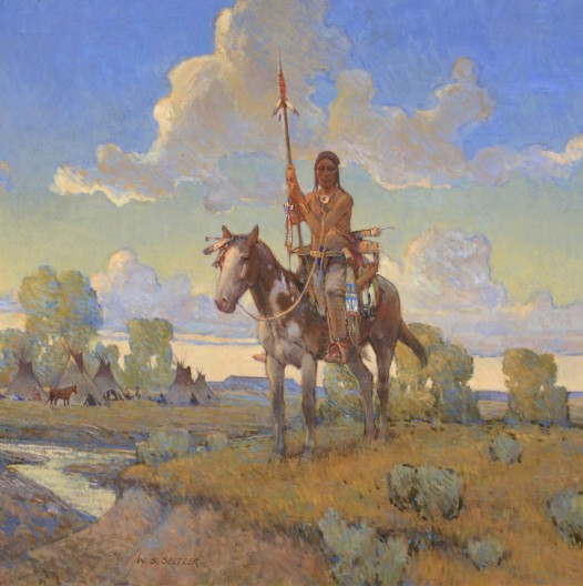 W. Steve Seltzer, The Perimeter Guard