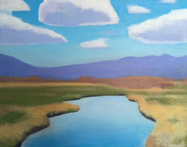 Travis Walker, Lockhart Ranch, Spring Creek