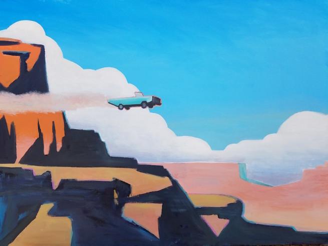 Travis Walker, Leap of Faith