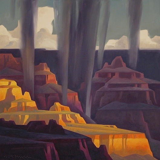Ed Mell, Chasm Downpour