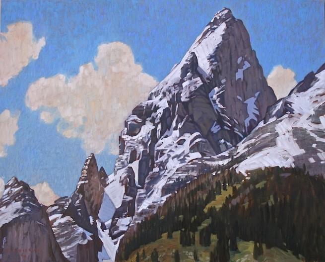 Dennis Ziemienski, Grand Teton