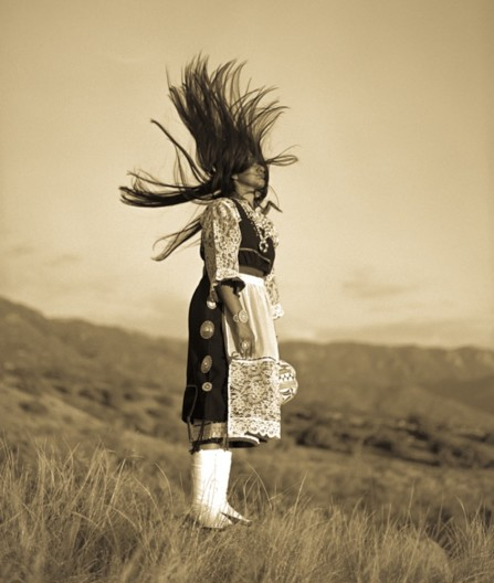 Zoe Marieh Urness, Forever Free with Wind in My Hair, #1/15