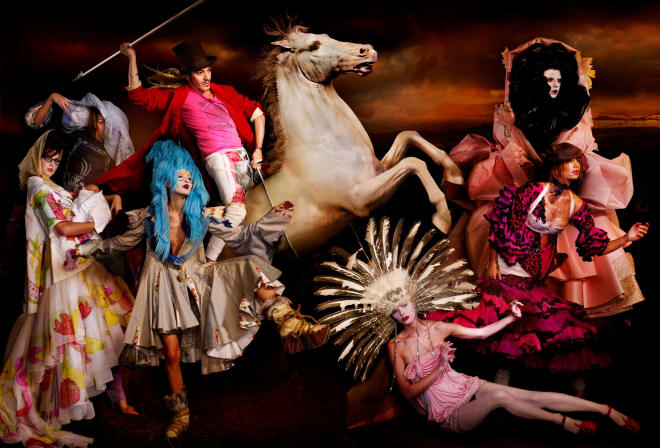 Galliano Royal No. 9, 10 Years of Dior Haute Couture
