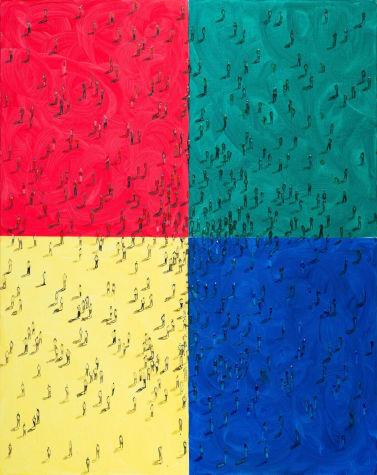 Vier Felder (Four Fields)