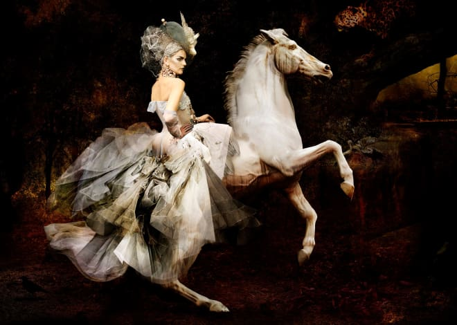 Dior, The Rider