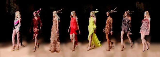 Valentino Eight Haute Couture 2010, Paris