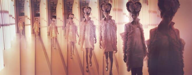 Chanel Timelapse, Haute Couture 2010, Rue Cambon, Paris