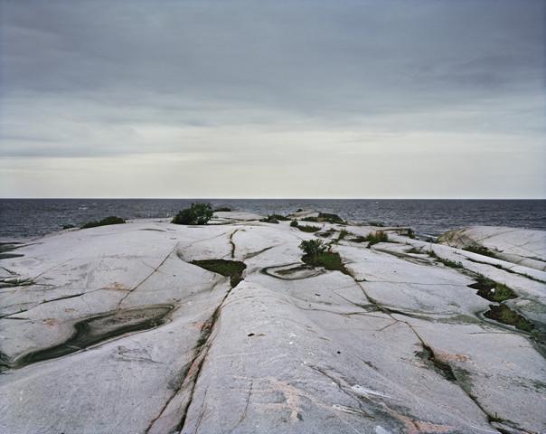 Joseph Hartman, Red Rock #4, Georgian Bay, ON, 2018