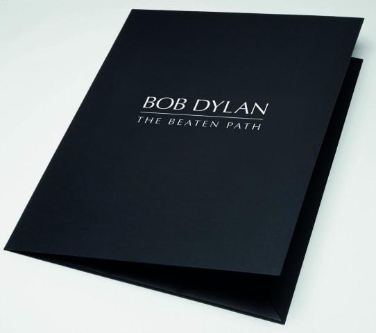 Bob Dylan, The Beaten Path, Medium Set Of 4, 2016