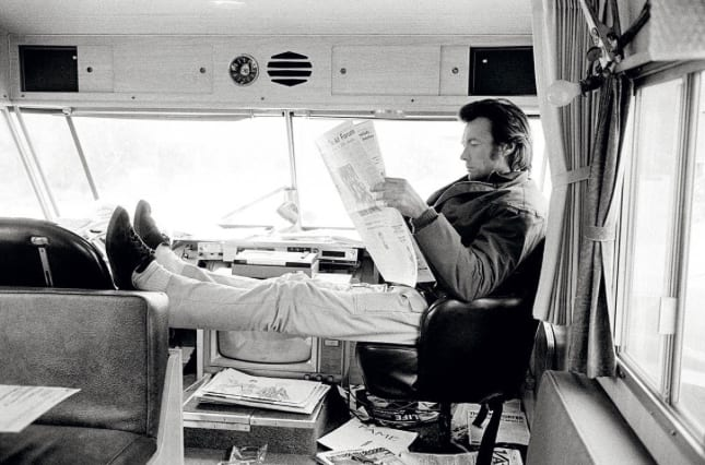 Terry O'Neill, Clint Eastwood, 1972