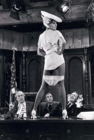 Terry O'Neill, Raquel Welch , 1970