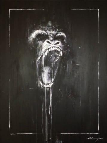 Daniel Hooper, Primate, 2019