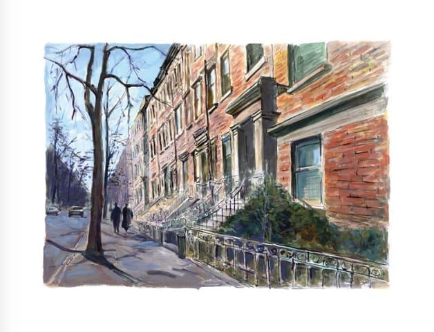 Bob Dylan, Brooklyn Heights, 2016