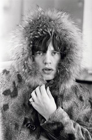 Terry O'Neill, Mick's Parka, 1964