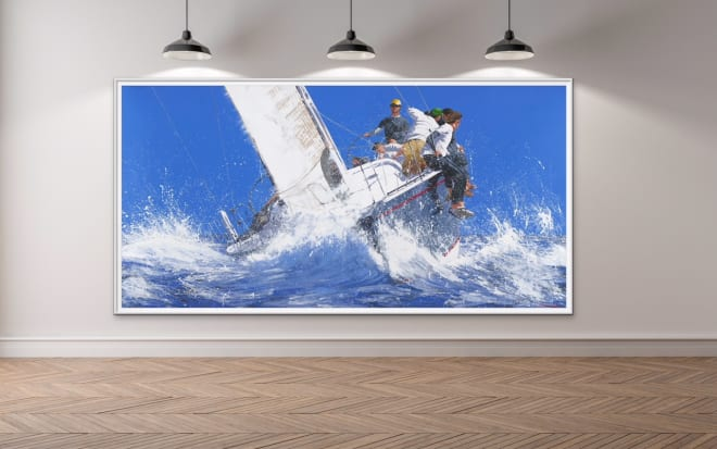 William Thomas, Splashdown 3m