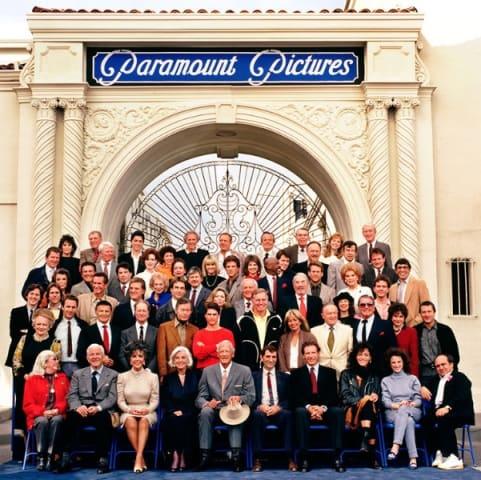 Terry O'Neill, Paramounts Stars, 1987