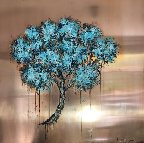 Daniel Hooper, Tree of Paradise, 2019