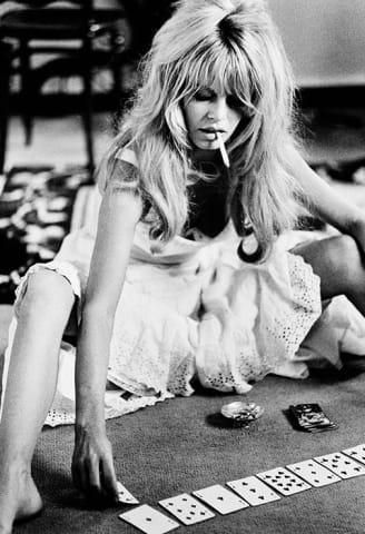 Douglas Kirkland, Brigitte Bardot, 1965