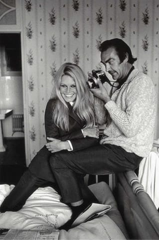 Bardot And Connery (BB072)