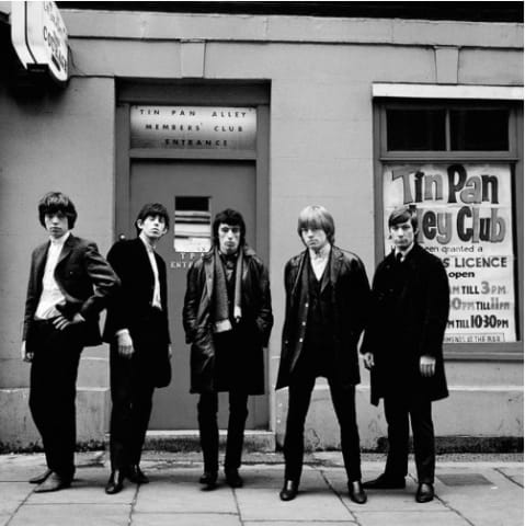 Terry O'Neill, Rolling Stones, 1963