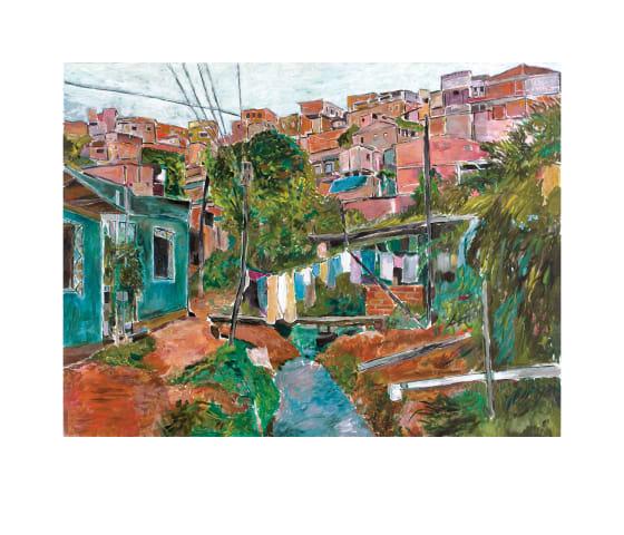 Bob Dylan, Favela Villa Broncos, 2015