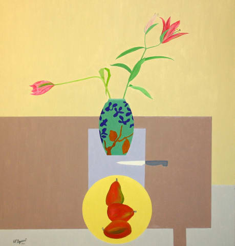 Ed Baynard, Red Pears, 2000