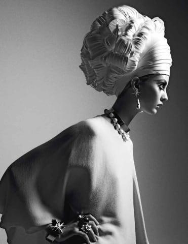 Greg Lotus, Paper Do, Italian Vogue, 2011