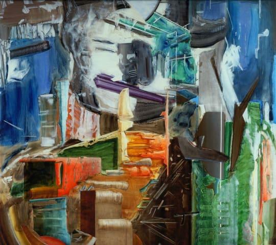 Larry Dinkin, Altar, 2002