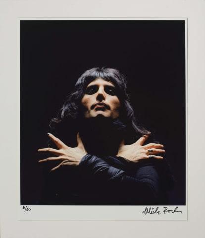 Mick Rock, Freddie Mercury (Queen 2 Album Session), London, 1974