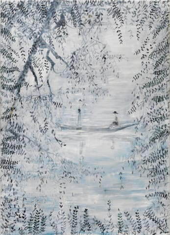 Thomas Hartmann, Auf dem See (On the Lake), 2010 - 2012