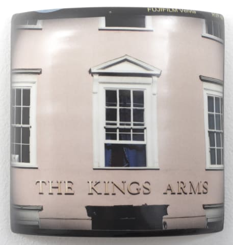 David Rhys Jones, The King's Arms