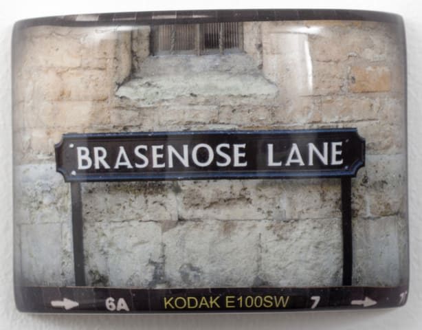 David Rhys Jones, Brasenose Lane