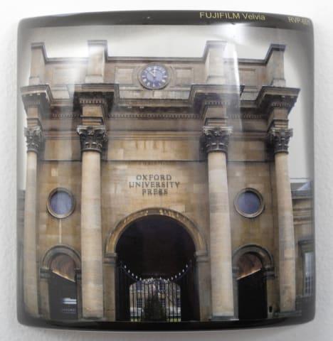 David Rhys Jones, Oxford University Press