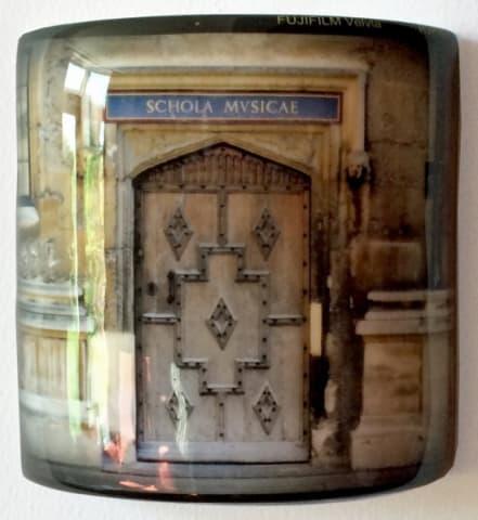 David Rhys Jones, Schola Musicae Doorway