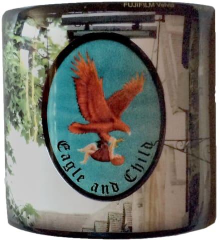 David Rhys Jones, Eagle and Child