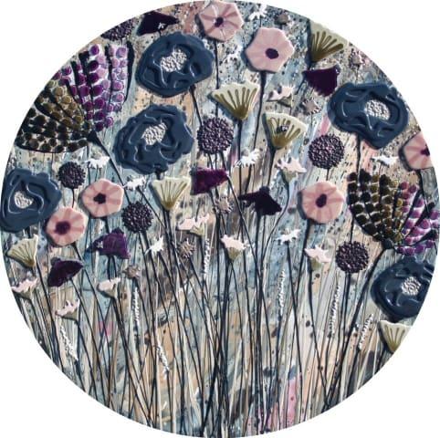 Sue Bartlett, Dark Blue Meadow