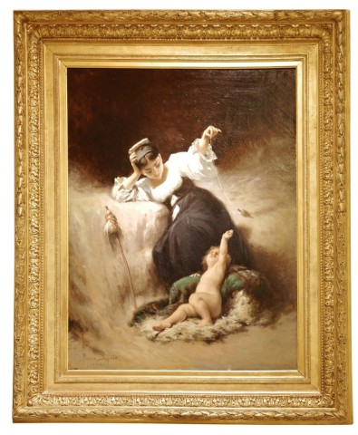 The Spinner and the Child