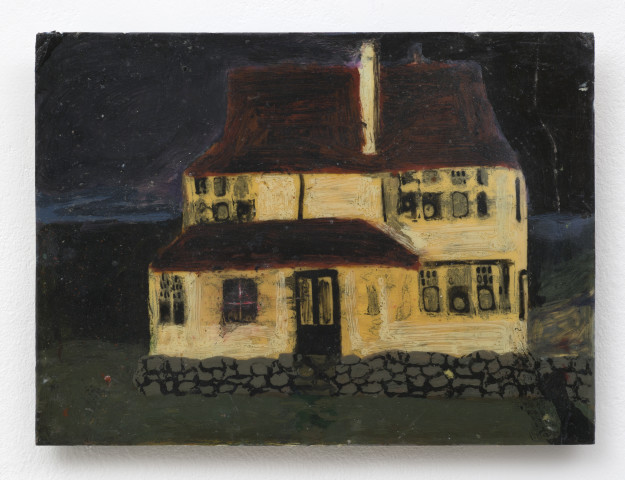 Andrew Cranston, House on the Moor, 2015