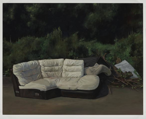 George Shaw, Love and Death (on White Vinyl), 2018