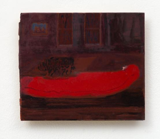 Andrew Cranston, After Fuseli (Third Version), 2016-17