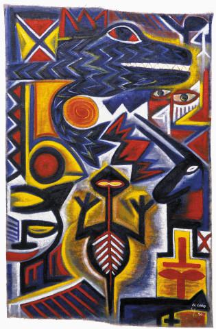 EL Loko, Tafel 68, 1984