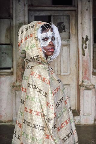 Godfried Donkor, Jamestown Masquerade III, 2006