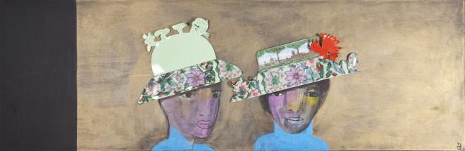 Toyin Loye, UNTITLED, 2012