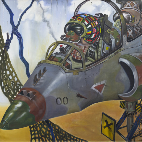 Kufa Makwavarara, JET FIGHTER, 2019