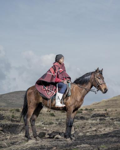 Thom Pierce, BOKANG LIJO, Ketane, Lesotho, 2016