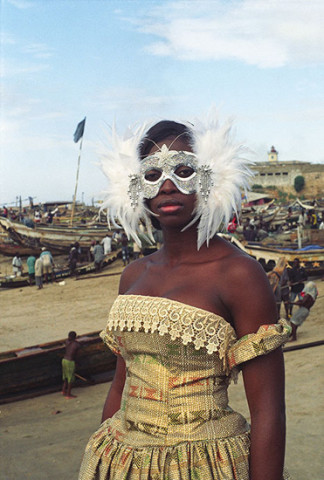 Godfried Donkor, Jamestown Masquerade VIII, 2006
